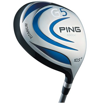 Ping G5 Driver Preowned Clubs