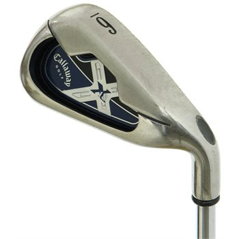 Callaway X-18 Iron Set Preowned Clubs