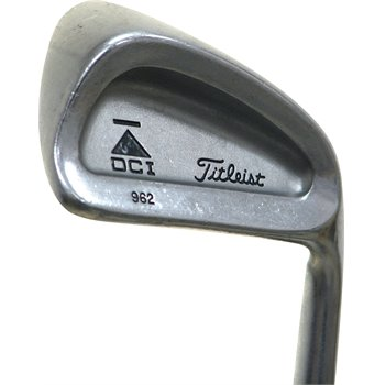 Titleist DCI 962 Iron Set Preowned Clubs