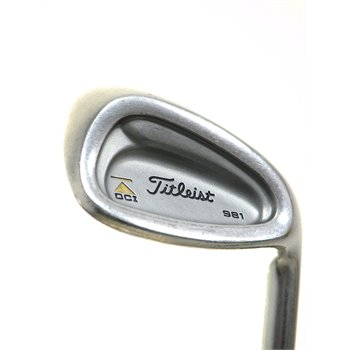 Titleist DCI 981 Wedge Preowned Clubs