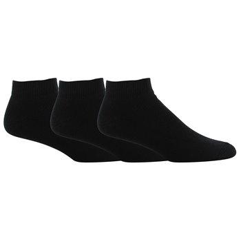FootJoy ComfortSof Sport Black Socks Apparel