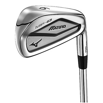 Mizuno MP-63 Iron Set Preowned Clubs
