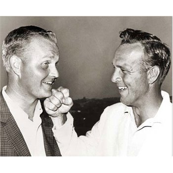 Golf Links To The Past Nicklaus & Palmer: 1962 U.S. Open Photo Media
