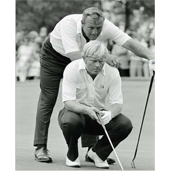 Golf Links To The Past Nicklaus & Palmer:  1971 Ryder Cup Photo Media