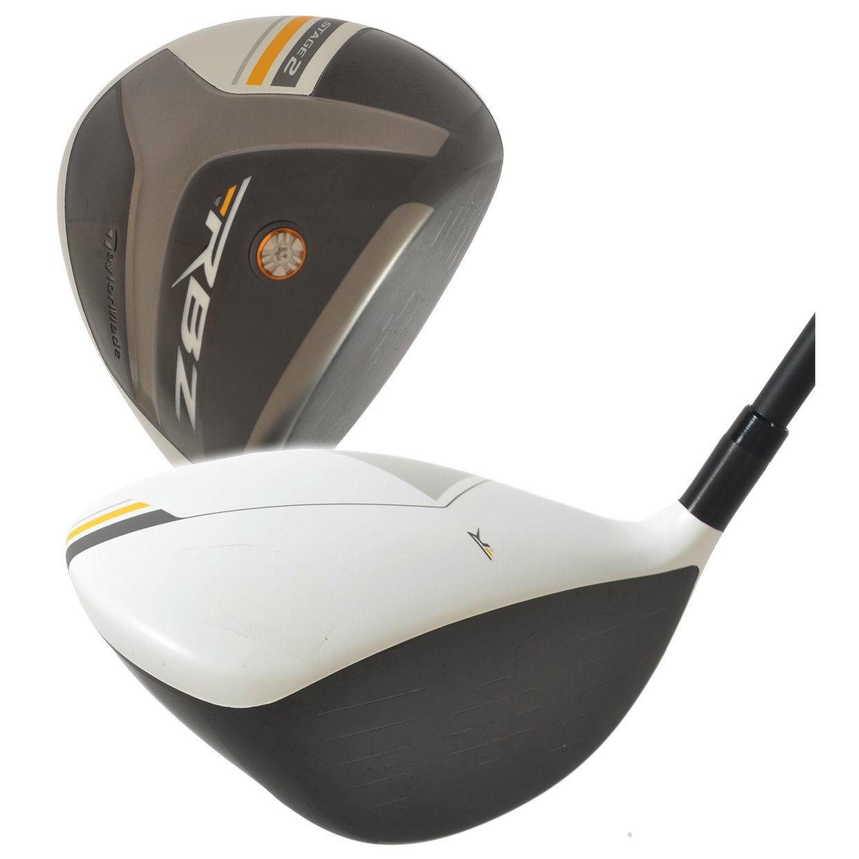 Taylormade Rbz Stage 2 Driver >> Taylormade Rocketballz Rbz Stage 2 Bonded Driver 9 5 Used Golf Club