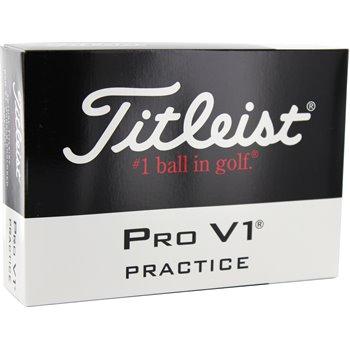 Titleist Pro V1 Series Practice Golf Ball Balls