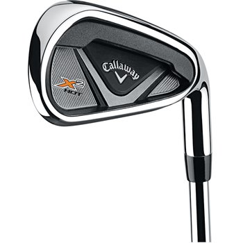 Callaway X2 Hot Iron Set Preowned Clubs