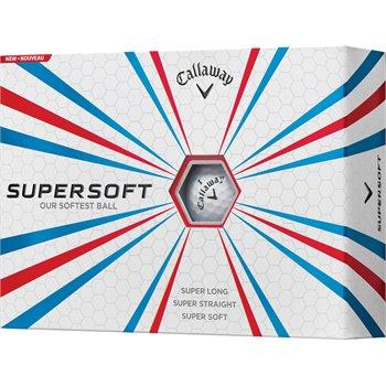 Callaway Supersoft Golf Ball Balls