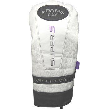 Adams Ladies Speedline Super S Driver Headcover Preowned Accessories