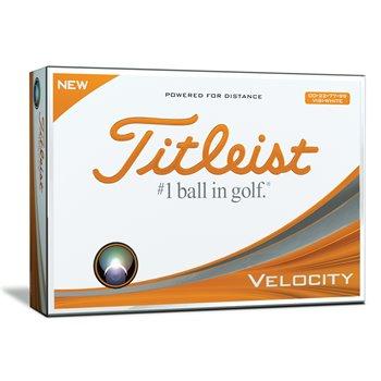 Titleist Velocity Double Digit Numbers Golf Ball Balls
