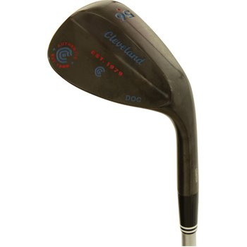 Cleveland 588 RTX 2.0 Blade Black Satin Wedge Preowned Clubs
