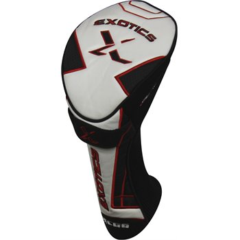 Tour Edge Exotics XCG6 Driver Headcover Preowned Accessories