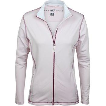 Glen Echo Stretch Tech® Full Zip Outerwear Apparel