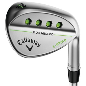 Callaway MD3 Milled S Grind Wedge Preowned Clubs