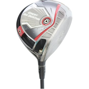 Callaway Great Big Bertha Driver Preowned Clubs