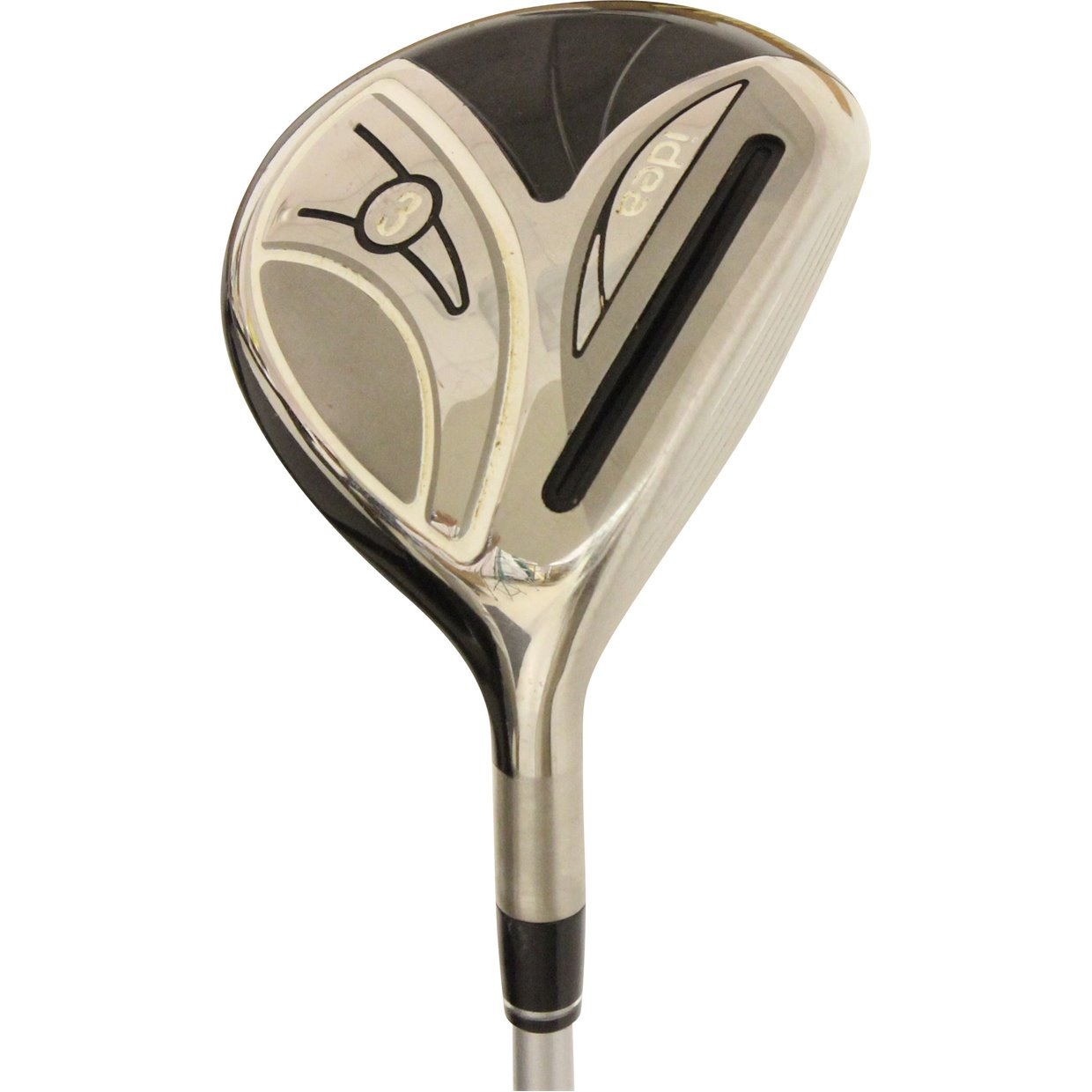 Used Ladies Golf Clubs >> Adams Idea Black Gold Fairway Wood 5 Wood 20 Degree Ladies Used Golf