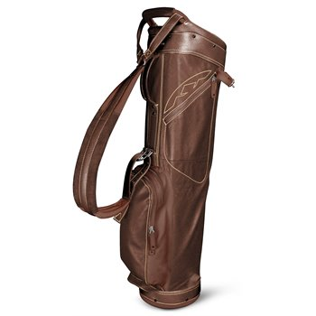 Sun Mountain Leather Sunday Carry Golf Bags