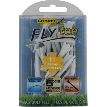Champ 1 3/4 Zarma Fly Tee Golf Tees Accessories