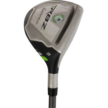 TaylorMade RocketBallz Black Rescue Hybrid Preowned Clubs