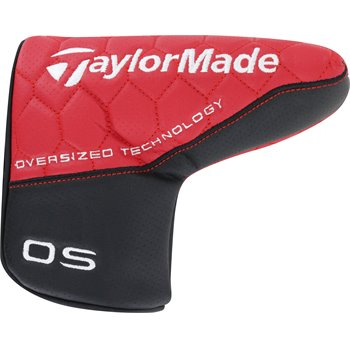 TaylorMade Oversized Technology OS Putter Headcover Preowned Accessories