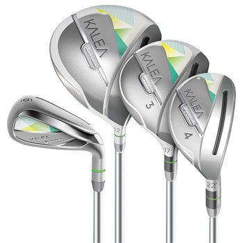 TaylorMade Kalea No Bag Club Set Preowned Clubs