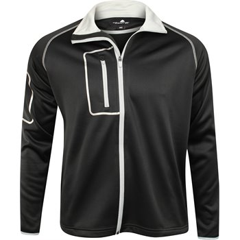 Weather Company Poly-Flex Stretch Full-Zip Outerwear Apparel