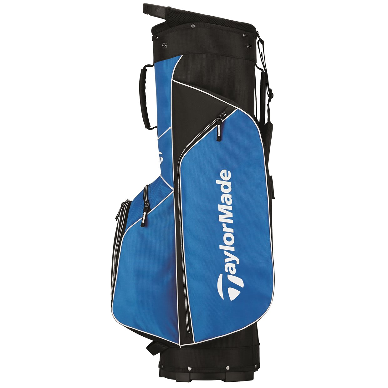 Taylormade Golf Bag >> Taylormade 5 0 Blue Black White Cart Bag