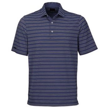 Greg Norman Play Dry ML75 Stretch Stripe 541 Shirt Apparel