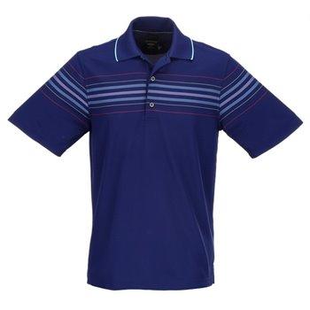 Greg Norman Play Dry Engineered Stripe 514 Shirt Apparel