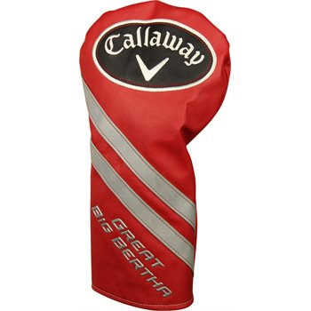 Callaway Great Big Bertha Driver Headcover Preowned Accessories