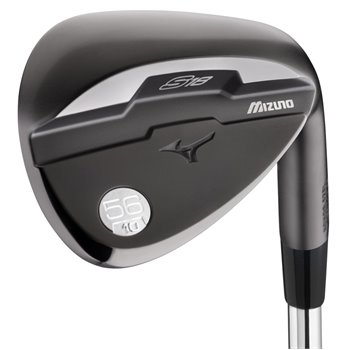 Mizuno S18 Gun Metal Wedge Clubs