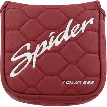 TaylorMade Spider Tour Mallet Headcover Preowned Accessories