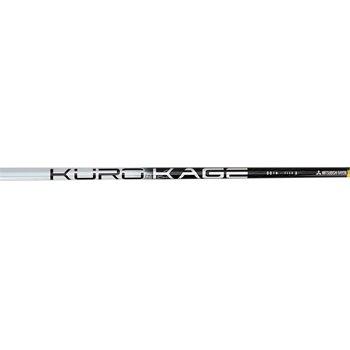 Mitsubishi Rayon Kuro Kage Silver Dual-Core TiNi 60 Shafts Preowned Club Components