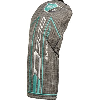 Wilson Ladies Staff D300 5 Wood Headcover Preowned Accessories