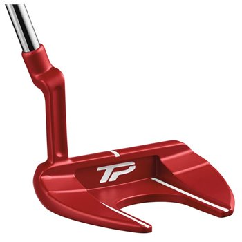 "TaylorMade TP Red Collection Ardmore 2 ""L"" Neck SuperStroke Putter Preowned Clubs"