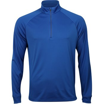 Greg Norman 1/4 Zip Mock Outerwear Apparel