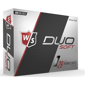 Wilson Staff Duo Soft Golf Ball Balls