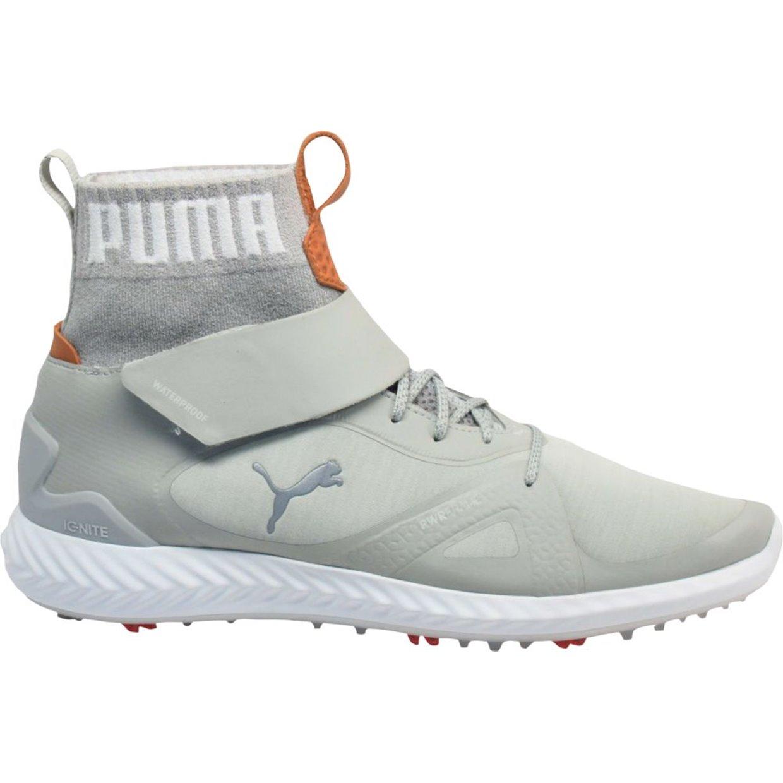 Puma Ignite Pwradapt Hi Top Golf Shoes At Globalgolf Com