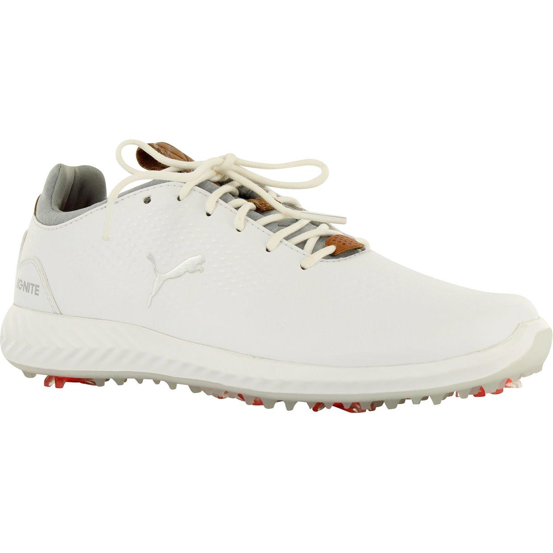 Puma Ignite Pwradapt Jr Junior Golf Shoes At Globalgolf Com