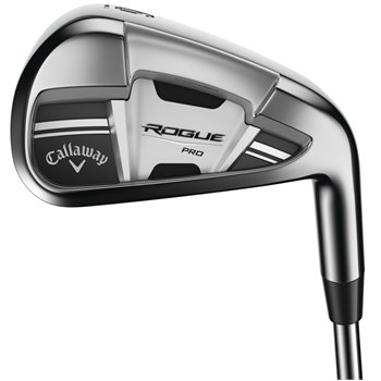 Callaway Rogue Pro Iron Set Preowned Clubs