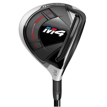 TaylorMade M4 Fairway Wood Preowned Clubs