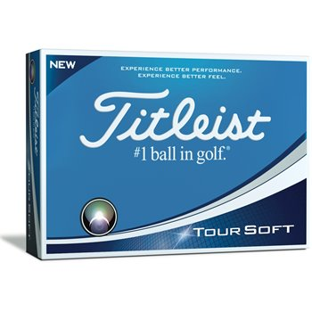Titleist Tour Soft Golf Ball Balls