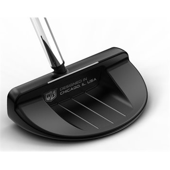 Wilson Staff Infinite South Side Black Putter Clubs