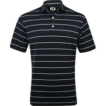 FootJoy Prescott Spun Poly Stripe Shirt Apparel