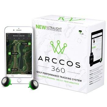 Arccos 360 Swing Trainers Analyzers Training Aids