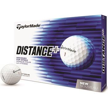 TaylorMade Distance + Golf Ball Balls