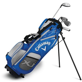 Callaway XJ-1 4-Piece Boys Club Set Clubs