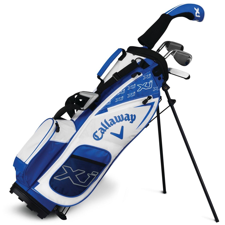 Callaway Xj 1 4 Piece Girls Club Set Starter Set Junior Golf Club At Globalgolf Com