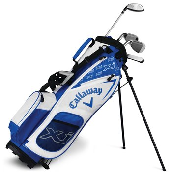 Callaway XJ-1 4-Piece Girls Club Set Clubs