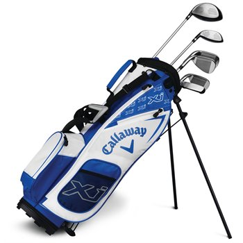 Callaway XJ-2 6-Piece Girls Club Set Clubs